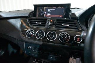 2016 BMW Z4 E89 LCI sDrive20i Edition M Sport Blue 8 Speed Sports Automatic Roadster