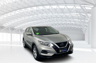 2017 Nissan Qashqai J11 ST Platinum Continuous Variable Wagon.