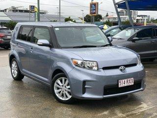2011 Toyota Rukus AZE151R Build 1 Hatch Grey 4 Speed Sports Automatic Wagon.