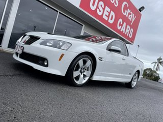 2010 Holden Ute VE MY10 SS V Special Edition 6 Speed Sports Automatic Utility.