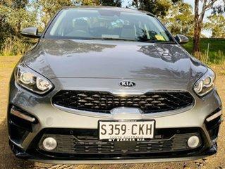 2021 Kia Cerato BD MY21 Sport Steel Grey 6 Speed Automatic Sedan.