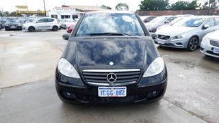 2006 Mercedes-Benz A-Class W169 A170 Classic Black 7 Speed Constant Variable Hatchback.