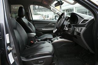 2016 Mitsubishi Triton MQ MY16 Exceed (4x4) Grey 5 Speed Automatic Dual Cab Utility