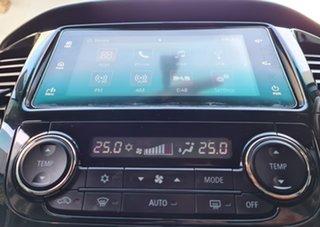 2018 Mitsubishi Triton MQ MY18 GLS Double Cab Silver 6 Speed Manual Utility