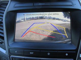 2016 Hyundai Santa Fe DM Series II (DM3) Elite CRDi (4x4) Black 6 Speed Automatic Wagon