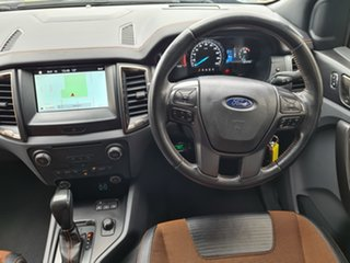 2017 Ford Ranger PX MkII Wildtrak Double Cab Grey 6 Speed Sports Automatic Utility