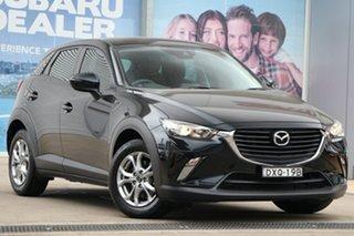 2018 Mazda CX-3 DK MY19 Maxx Sport (AWD) Black 6 Speed Automatic Wagon.