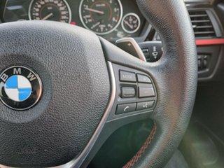 2012 BMW 320d F30 MY0812 320d Red 8 Speed Sports Automatic Sedan