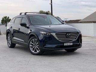 2020 Mazda CX-9 TC Touring SKYACTIV-Drive Blue 6 Speed Sports Automatic Wagon.