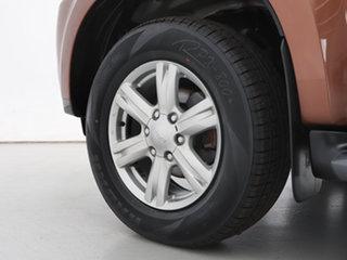 2016 Isuzu MU-X UC MY15.5 LS-T (4x4) Grey 5 Speed Automatic Wagon