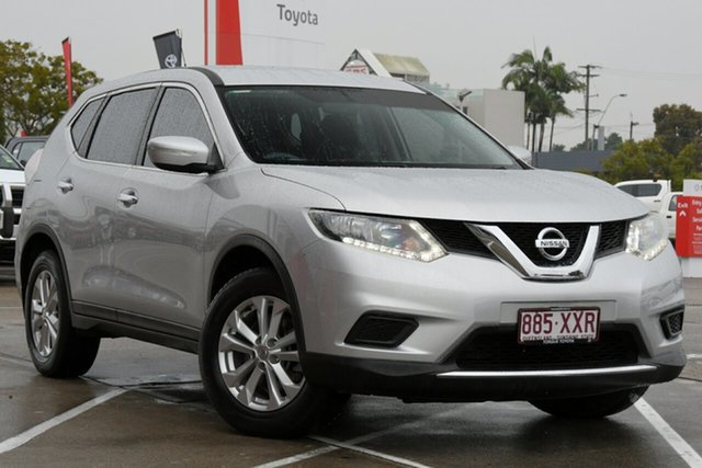 Pre-Owned Nissan X-Trail T32 ST X-tronic 2WD Albion, 2016 Nissan X-Trail T32 ST X-tronic 2WD Silver 7 Speed Constant Variable Wagon