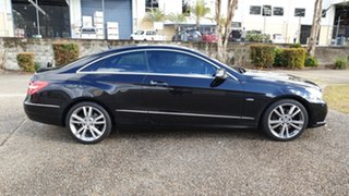2011 Mercedes-Benz E250 207 CDI Elegance Black 5 Speed Automatic Coupe.