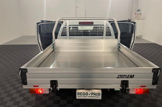 2016 Isuzu D-MAX MY15 SX Crew Cab 4x2 High Ride White 5 speed Automatic Cab Chassis