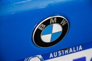 2020 BMW 118i F40 M Sport Blue 7 Speed Auto Dual Clutch Hatchback