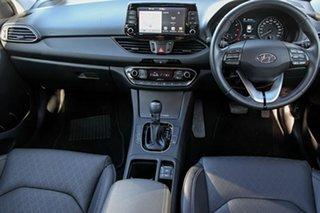 2019 Hyundai i30 PD2 MY19 Elite Black 6 Speed Sports Automatic Hatchback