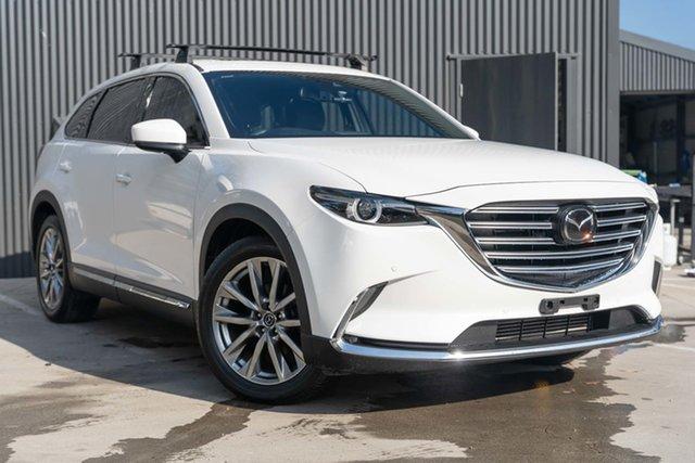 Used Mazda CX-9 TC Azami SKYACTIV-Drive i-ACTIV AWD Mornington, 2017 Mazda CX-9 TC Azami SKYACTIV-Drive i-ACTIV AWD White 6 Speed Sports Automatic Wagon