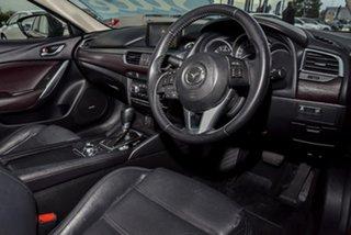 2015 Mazda 6 GJ1032 Touring SKYACTIV-Drive Soul Red 6 Speed Sports Automatic Sedan