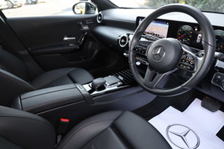 2020 Mercedes-Benz A-Class W177 800+050MY A180 DCT Cosmos Black 7 Speed Sports Automatic Dual Clutch.