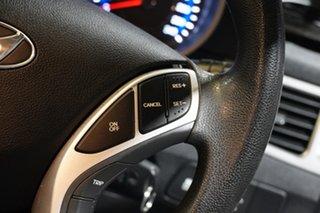2012 Hyundai Elantra MD Active Light Blue 6 Speed Manual Sedan
