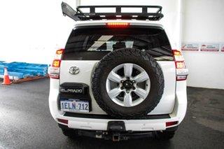 2013 Toyota Landcruiser Prado KDJ150R MY14 GXL (4x4) Glacier White 6 Speed Manual Wagon
