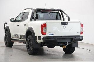 2020 Nissan Navara D23 S4 MY20 N-TREK White 7 Speed Sports Automatic Utility