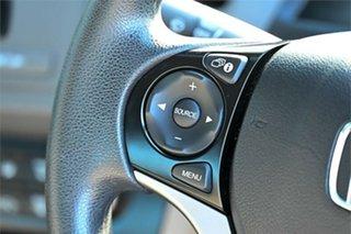 2012 Honda Civic 9th Gen Ser II VTi Silver 5 Speed Sports Automatic Sedan