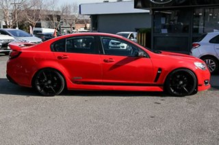 2015 Holden Commodore VF II MY16 SS Red 6 Speed Sports Automatic Sedan.