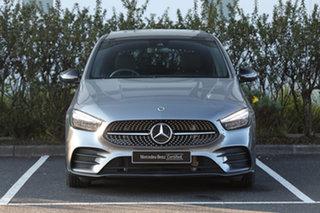 2020 Mercedes-Benz B-Class W247 800+050MY B180 DCT Mountain Grey 7 Speed