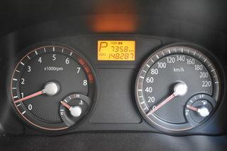2007 Kia Rio JB MY07 EX White 4 Speed Automatic Hatchback