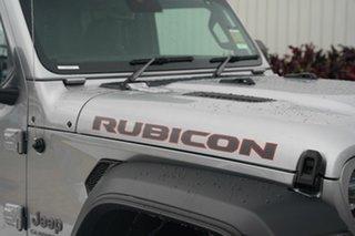 2021 Jeep Gladiator JT MY21 V2 Rubicon Pick-up Billet 8 Speed Automatic Utility.