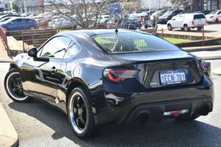 2013 Toyota 86 ZN6 GT Black 6 Speed Manual Coupe.