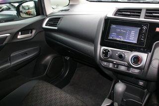 2016 Honda Jazz GF MY17 VTi Grey 1 Speed Constant Variable Hatchback