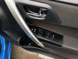 2013 Toyota Corolla ZRE182R Levin ZR Blue 6 Speed Manual Hatchback