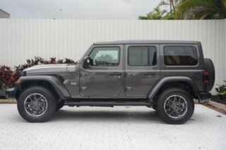 2021 Jeep Wrangler JL MY21 Unlimited 80th Anniversary Granite Crystal Metallic Clearcoat 8 Speed