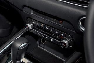 2021 Mazda CX-5 KF4W2A GT SKYACTIV-Drive i-ACTIV AWD Red 6 Speed Sports Automatic Wagon