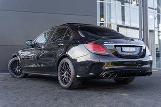 2021 Mercedes-Benz C-Class W205 801MY C63 AMG SPEEDSHIFT MCT S Obsidian Black 9 Speed.