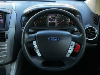 2012 Ford Territory SZ Titanium Red 6 Speed Sports Automatic Wagon