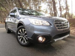 2016 Subaru Outback B6A MY16 2.5i CVT AWD Grey 6 Speed Constant Variable Wagon.