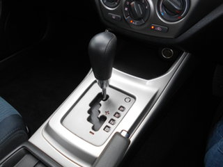 2009 Subaru Impreza G3 MY09 R AWD Grey 4 Speed Sports Automatic Hatchback