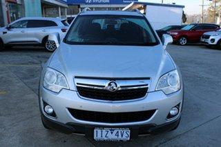 2015 Holden Captiva CG MY15 5 LT Billet Silver 6 Speed Sports Automatic Wagon.