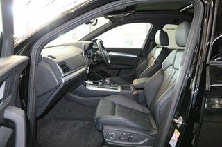 2019 Audi Q5 FY MY19 50 TDI Sport Tiptronic Quattro Black Edition Black 8 Speed Sports Automatic