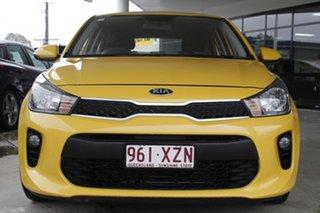 2018 Kia Rio YB MY18 S Mighty Yellow 4 Speed Sports Automatic Hatchback