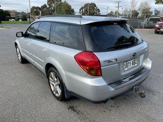 2004 Subaru Outback B4A MY04 R AWD Silver 5 Speed Automatic Wagon