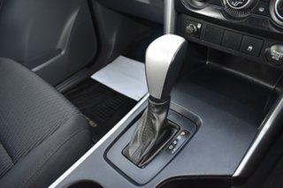2018 Mazda BT-50 UR0YG1 XTR 4x2 Hi-Rider Grey 6 Speed Sports Automatic Utility