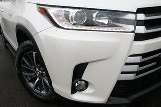 2017 Toyota Kluger GSU55R GXL (4x4) White 6 Speed Automatic Wagon.