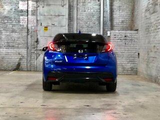 2015 Honda Civic 9th Gen MY15 VTi-S Blue 6 Speed Manual Hatchback