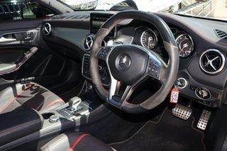 2014 Mercedes-Benz CLA-Class C117 CLA45 AMG SPEEDSHIFT DCT 4MATIC Mountain Grey 7 Speed