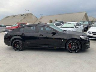 2017 Holden Commodore VF II MY17 SS V Redline Black 6 Speed Sports Automatic Sedan.