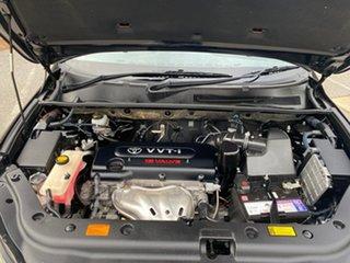 2012 Toyota RAV4 ACA33R MY12 CV Black 5 Speed Manual Wagon