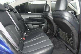 2010 Subaru Liberty B5 MY10 GT AWD Premium Blue 5 Speed Sports Automatic Sedan